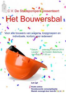 nieuwe poster bouwersbal